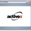 ActiveX - що це? Як встановити елемент управління ActiveX?