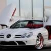Автомобіль Mercedes McLaren: опис, огляд, характеристики та відгуки