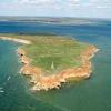 Березань: острів у Чорному морі