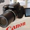 Canon PowerShot SX50 HS: технічні характеристики та відгуки професіоналів