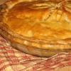 Чим змащувати пироги для рум'яної скоринки перед випічкою?