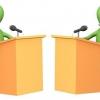 Дебати - що таке і як правильно називаються їх учасники?