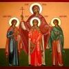 День ангела: Віра, Надія, Любов і Софія. історія свята