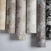 Бамбукові шпалери: плюси і мінуси. Бамбукові шпалери гарячого тиснення