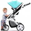 Freekids - коляска-трансформер оригінального дизайну