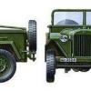 ГАЗ-67Б: фото, розміри, запчастини