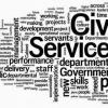 Громадянська служба. Реєстр посад державної цивільної служби