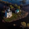 Храм на Нерлі (Боголюбово, Володимирська область): опис, історія і фото
