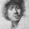 """Художник Рембрандт. """"Автопортрет"""" як історія життєвого шляху"""