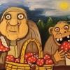 Художник Вася Ложкін: картини російського апокаліпсису