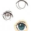 Мистецтво по-японськи: як намалювати аніме очі?