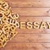 Як написати есе з англійської мови? План, структура і зразок есе