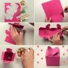 Як зробити коробки для подарунків своїми руками
