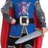 Як зробити костюм лицаря своїми руками