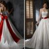 Як вибрати весільну сукню зимовий? Види і фото