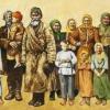Як жили селяни в середні століття? Історія селян