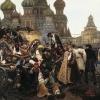 Коротка біографія Сурикова Василя Івановича
