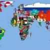Найбільші в світі країни за площею. Яка держава найбільше?