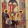 Культура Русі 10-13 століть. Значення прийняття християнства