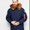 Куртка Alpha Industries - відмінний вибір на зимовий період