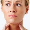 Лікування горла при грудному вигодовуванні: використання фармацевтичних і народних способів