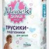 Maneki, підгузки: відгуки, рекомендації лікарів