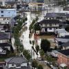 Масштабна повінь у Японії, спровоковане найсильнішими тайфунами