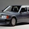"""""""Мерседес-190"""" - автомобіль вісімдесятих, що став класикою"""