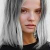 Модний тренд - сірі волосся! Популярні відтінки сірого кольору волосся