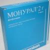 """""""Монурал"""": аналоги вітчизняні. """"Монурал"""": інструкція із застосування, аналоги, відгуки"""