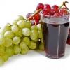 Натуральний виноградний сік: користь і шкода
