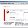 Не вдається налаштувати оновлення Windows - що робити? Інструкції, поради
