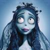 """Образ на Хеллоуїн. Мультфільм """"Труп нареченої"""", макіяж головної героїні"""