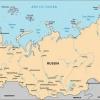 Загальна протяжність кордонів Росії