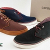 Взуття Lacoste - якість і комфорт в ідеальній гармонії з бездоганним стилем і неповторним дизайном