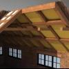 Вогнезахисна обробка дерев'яних конструкцій горищних приміщень: особливості