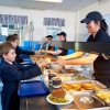 Харчування в школах. Шкільна їдальня. Зразкове меню