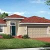 Планування одноповерхового будинку 12 на 12 з трьома спальнями і з гаражем (фото)
