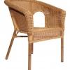 Плетене крісло: особливості та експлуатація