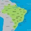 Площа Бразилії, природа і населення країни