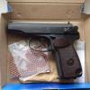Пневматичний пістолет Макарова МР-654: огляд, характеристики та відгуки