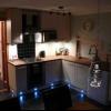 Підсвічування під шафи на кухні світлодіодна своїми руками