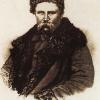 Поет Тарас Шевченко: біографія поета