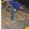 Пол в гаражі. Що краще вибрати: бетон або дерево? Технологія будівництва