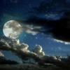 Повна Місяць і повний місяць