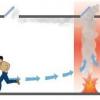 Протидимний припливна вентиляція: пристрій, приклад розрахунку