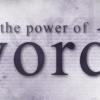 Роль слова в житті людей. Слово як засіб спілкування