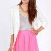 Рожева спідниця: із чим краще носити?