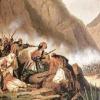 Російсько-турецька війна (1828-1829): причини, підсумки, основні події (таблиця)