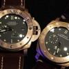Швейцарські годинники Panerai: фото, відгуки
